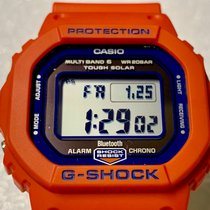 Casio Plastic 48.9mm Quartz G-Shock new