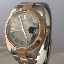 Rolex 126301 Or/Acier 2019 Datejust 41mm nouveau