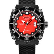 Formex Steel 46mm Automatic Diver 2100.9.7074.110 new