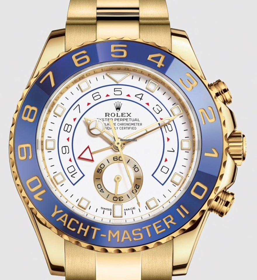 Rolex Yacht,Master II 116688 B\u0026P Complete