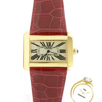 Cartier Tank Divan 38mm Champagne United States of America, Pennsylvania, Philadelphia