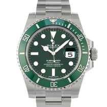 Rolex Submariner Date Steel 40mm Green No numerals United States of America, California, Newport Beach