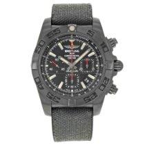 Breitling Chronomat 44 Blacksteel Acero 44mm Negro