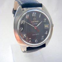 Eterna Eterna Sonic ; Stimmgabeluhr, Kal 1550, Model 149T, 1972 pre-owned