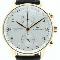 IWC Portuguese Chronograph IW3714 подержанные