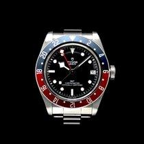 Tudor Black Bay GMT Stahl 41mm Schweiz, Geneva