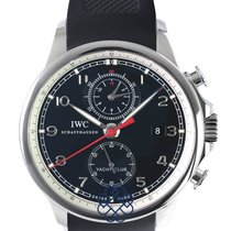 IWC Portuguese Yacht Club Chronograph IW3902-10 2014 pre-owned