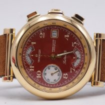 Theorein Yellow gold 38mm Automatic pre-owned