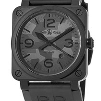 Bell & Ross BR0392-CAMO-CE/SRB Ceramic BR 03 new United States of America, New York, Brooklyn