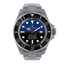 Rolex 116660 Steel 2016 Sea-Dweller Deepsea 44mm pre-owned United States of America, New York, New York