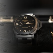 Panerai PAM00438  Luminor 1950 Tuttonero GMT (Ceramic)