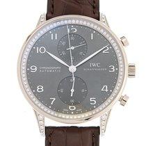 IWC Portuguese Chronograph IW371474 new