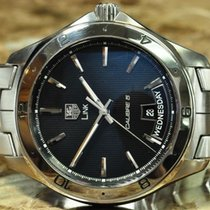 TAG Heuer Link Calibre 5 Day Date Automatic