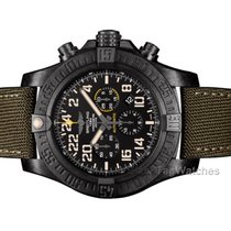Breitling Avenger Hurricane new 2019 Automatic Chronograph Watch with original box and original papers xb12101a/bf46/283s.x
