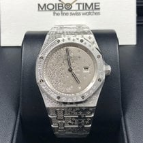 Audemars Piguet Royal Oak Lady Quartz 33mm 18K White Gold...