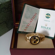Rolex 6263 Gelbgold Daytona 37mm