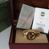 Rolex 6263 Yellow gold Daytona 37mm