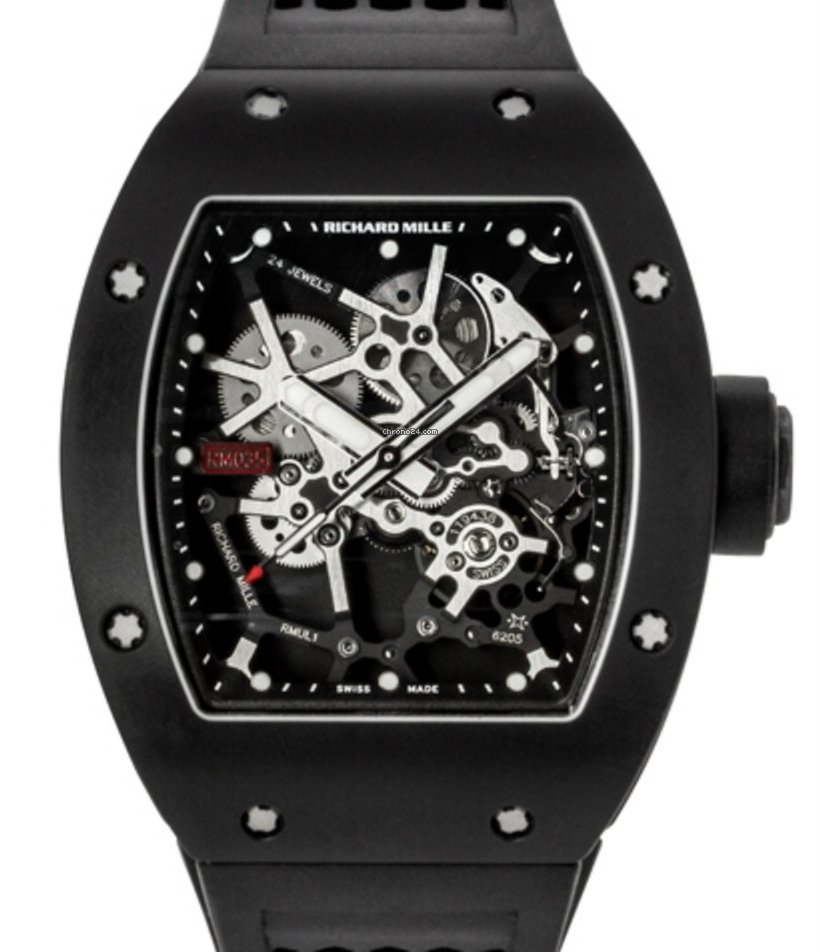 e2168055067 Relógios Richard Mille usados - Compare os preços de relógios Richard Mille  usados