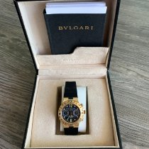 Bulgari Yellow gold 38mm Automatic SC 38 G pre-owned United States of America, California, Los Angeles