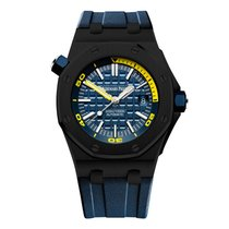 Audemars Piguet Royal Oak Offshore Diver 15710 Black Venom