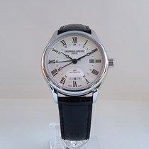 프레드릭 콘스탄트Ladies Automatic,새 시계/미 사용,정품 박스 있음, 서류 원본 있음,42 mm,스틸