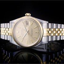 Rolex Datejust (36mm) Ref.: 16013 in Stahl-Gold mit Box &...