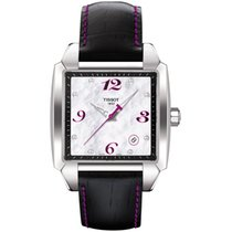 Tissot Reloj de dama 37mm Cuarzo nuevo Reloj con estuche y documentos originales