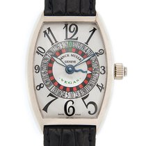 Franck Muller Automatic new Vegas Silver