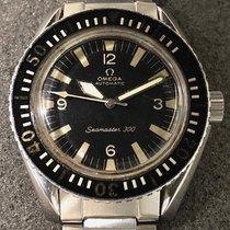 Omega 165.024 Steel Seamaster 300 42mm