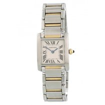 Cartier Tank Francaise 2384 Two Tone Watch