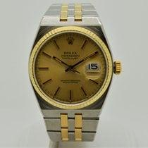 Rolex Datejust Oysterquartz Gold/Steel 36mm Champagne No numerals United States of America, Florida, Miami