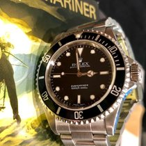 Rolex Submariner (No Date) 14060M 2004 подержанные