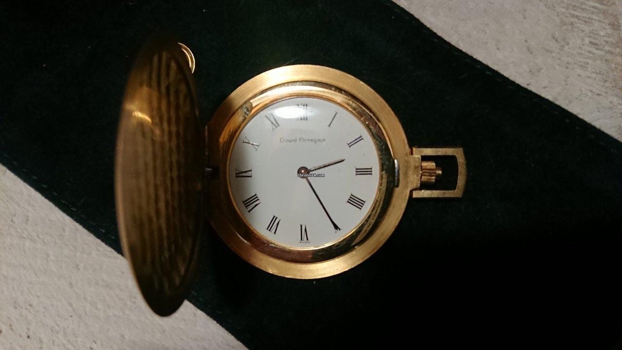 3a650a40940 Relógios de bolso Girard Perregaux - Compare preços na Chrono24