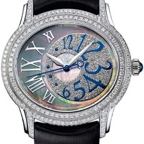 Audemars Piguet Millenary Ladies White gold 39.5mm Mother of pearl United States of America, Pennsylvania, Southampton
