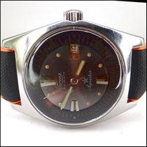 Aquastar 37,5mm Automatik 1970 gebraucht Grau