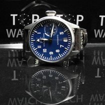 IWC Big Pilot pre-owned Platinum