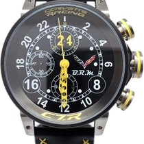B.R.M Steel 44mm Automatic CR7 V12-44 24H new