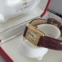 Cartier Tank Vermeil 20mm