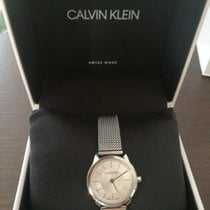 ck Calvin Klein Acciaio Quarzo K3M23126 nuovo Italia, Roma