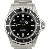 Rolex Submariner (No Date) 14060M brukt