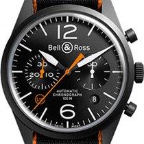 Bell & Ross BR V1 BR-126-CARBON-ORANGE nouveau