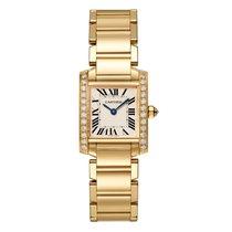 Cartier new Quartz Yellow gold