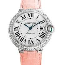 Cartier Ballon Bleu 36mm новые 2015 Автоподзавод Часы с оригинальными документами и коробкой WE900651