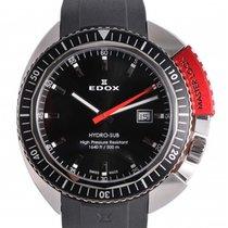 Edox usados Cuarzo 46mm Negro