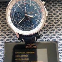 Breitling Navitimer Heritage 40mm Azul Sin cifras España, hoyo de manzanares