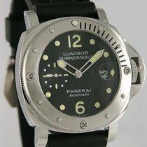 Panerai Luminor Submersible Steel 44mm Black