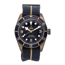 Tudor Black Bay Bronze Bronze 43mm Blue Arabic numerals United States of America, Pennsylvania, Bala Cynwyd
