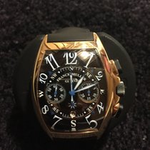 Franck Muller Mariner pre-owned 60.5mm Rose gold