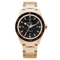 Omega Seamaster 300 Rose gold 41mm Black United Kingdom, London