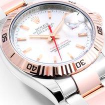 勞力士 (Rolex) Rolex 36mm 18K Rose Gold & Steel Datejust 116261